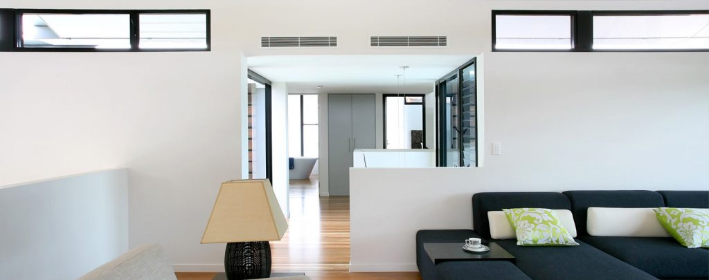 Mitsubishi Ducted Air Conditioning