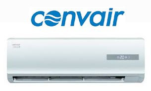 Convair split system air conditioning