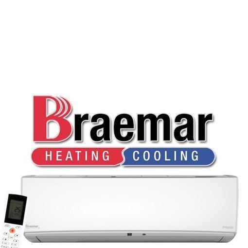 Braemar High Efficiency Ultimate Inverter Wall Split System